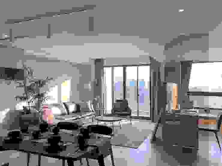 慢活 鈊楹室內裝修設計股份有限公司 客廳