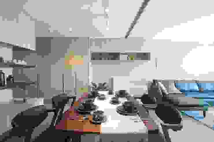 慢活 鈊楹室內裝修設計股份有限公司 餐廳