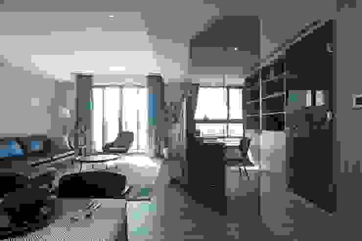 慢活 鈊楹室內裝修設計股份有限公司 書房/辦公室