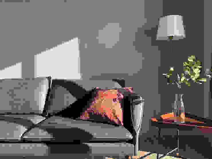 慢活 鈊楹室內裝修設計股份有限公司 客廳沙發與扶手椅