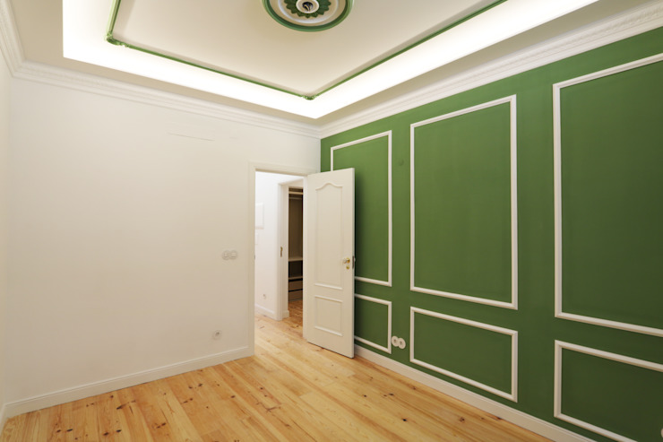 Lisbon Heritage ห้องนอน