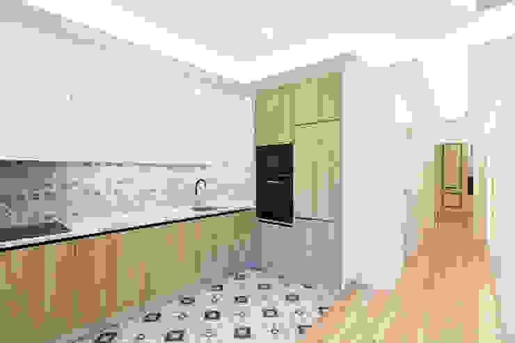 Lisbon Heritage ห้องครัว