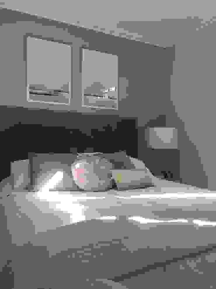 DESPUES - Dormitorio Principal - Femenino Dormitorios de estilo escandinavo de MM Design Escandinavo