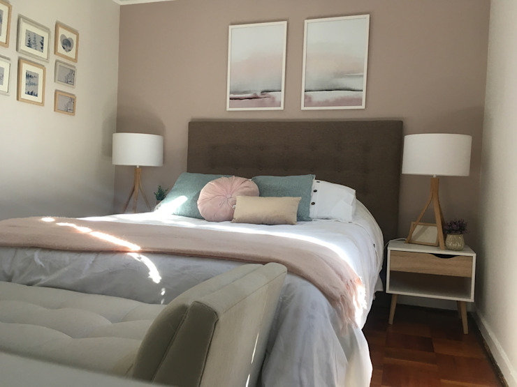 DESPUES - Dormitorio Principal - Femenino de MM Design