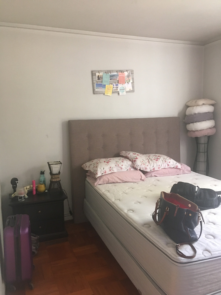 ANTES - Dormitorio Principal de MM Design