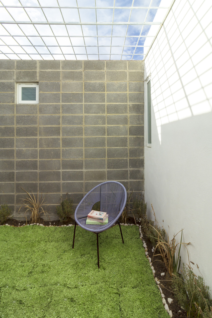Casa +Grande de CUBO ROJO Arquitectura Moderno