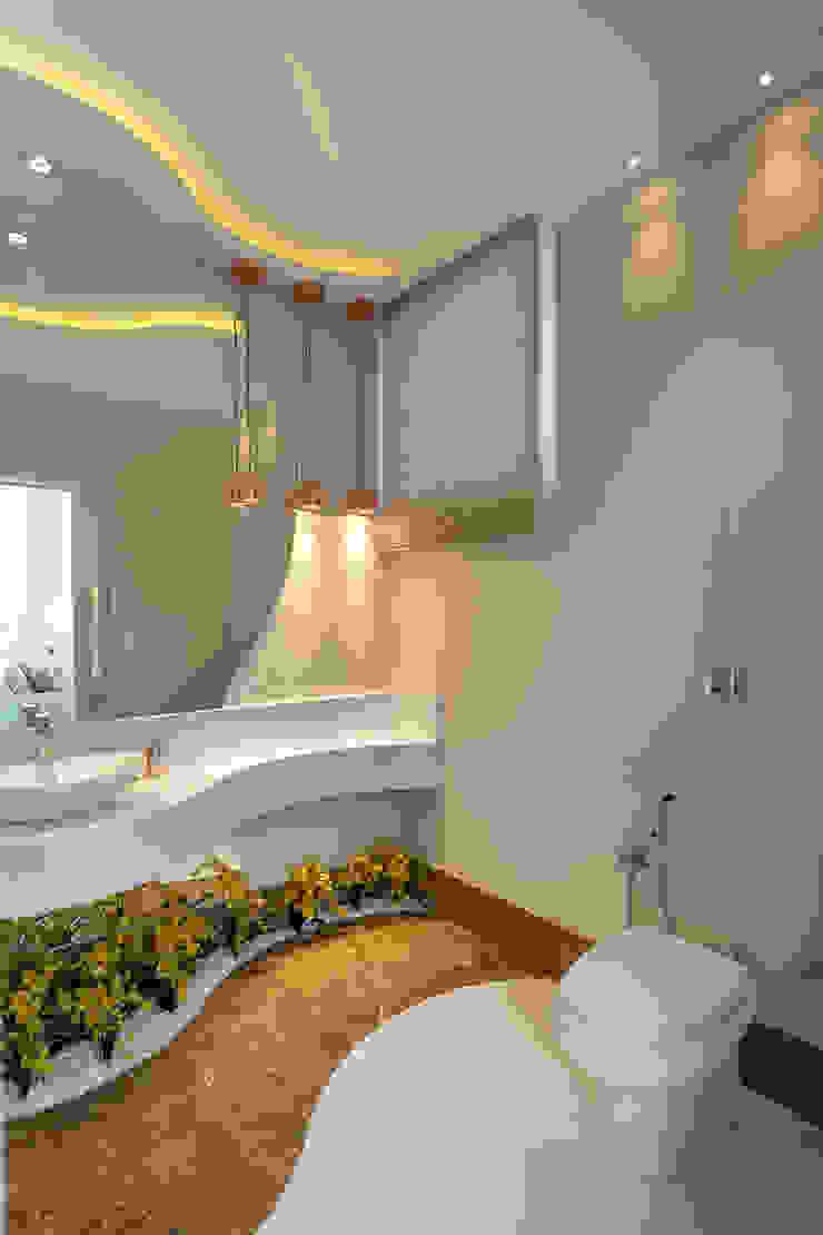 Casa Esplêndida Casas de banho modernas por Arquiteto Aquiles Nícolas Kílaris Moderno