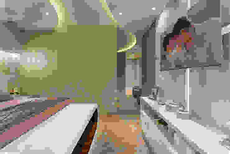 Casa Esplêndida Quartos modernos por Arquiteto Aquiles Nícolas Kílaris Moderno