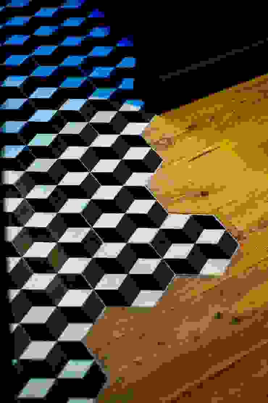 Détail - carreaux de ciment Créateurs d'Interieur Planchers