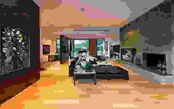 Salon moderne par 41 Yapı Bodrum Moderne