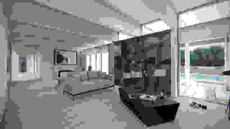 Living - Comedor Comedores de estilo minimalista de Sebastian Ginsberg Arquitecto Minimalista