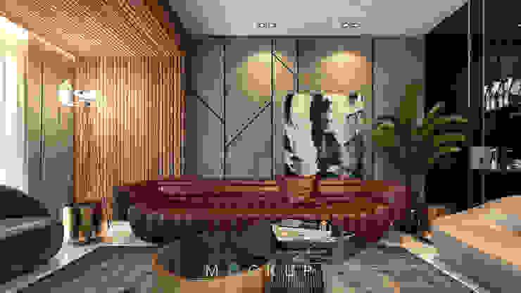 سبرينجز – مدينة الشروق من Mockup studio حداثي