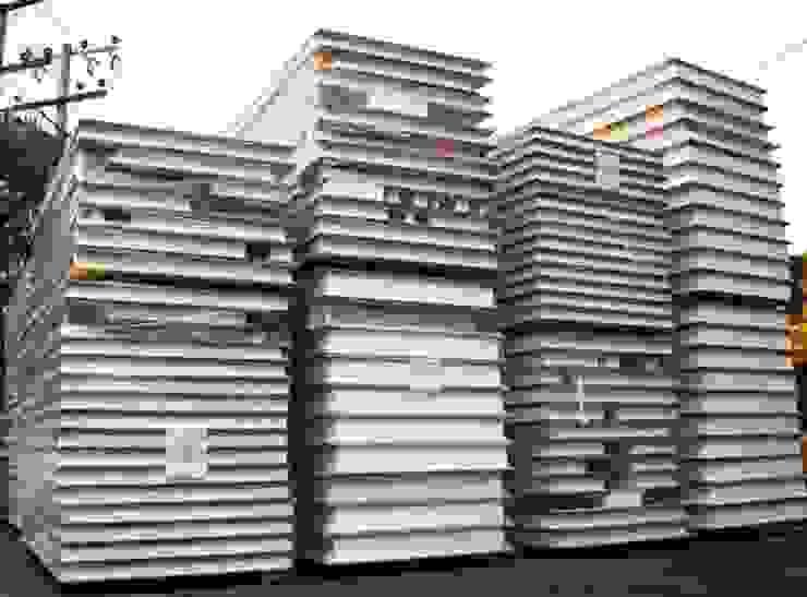 kit armable MODULAMOS TU PROYECTO de SIPCORDILLERA Minimalista Madera Acabado en madera