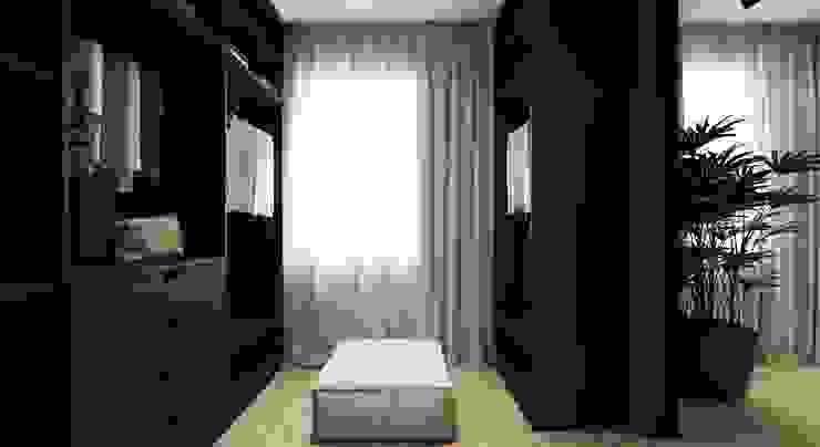VANDER Гардеробная в стиле минимализм от АРТ УГОЛ Студия архитектуры и дизайна Минимализм