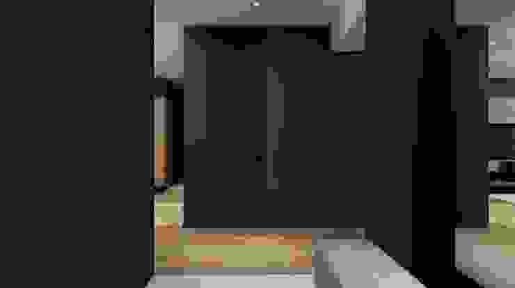 VANDER Коридор, прихожая и лестница в стиле минимализм от АРТ УГОЛ Студия архитектуры и дизайна Минимализм