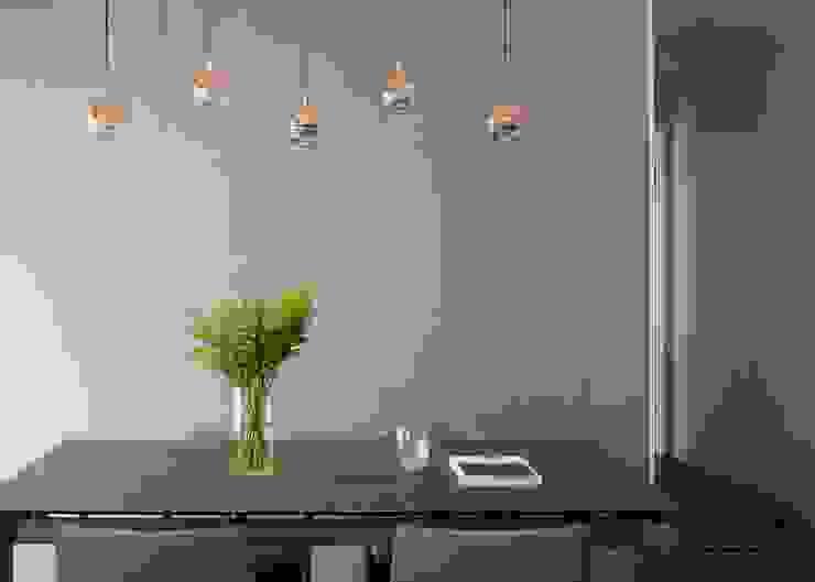 餐廳主牆 根據 極簡室內設計 Simple Design Studio 現代風