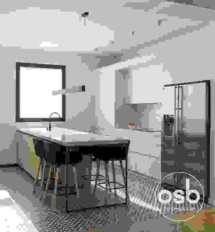 by osb arquitectos Сучасний