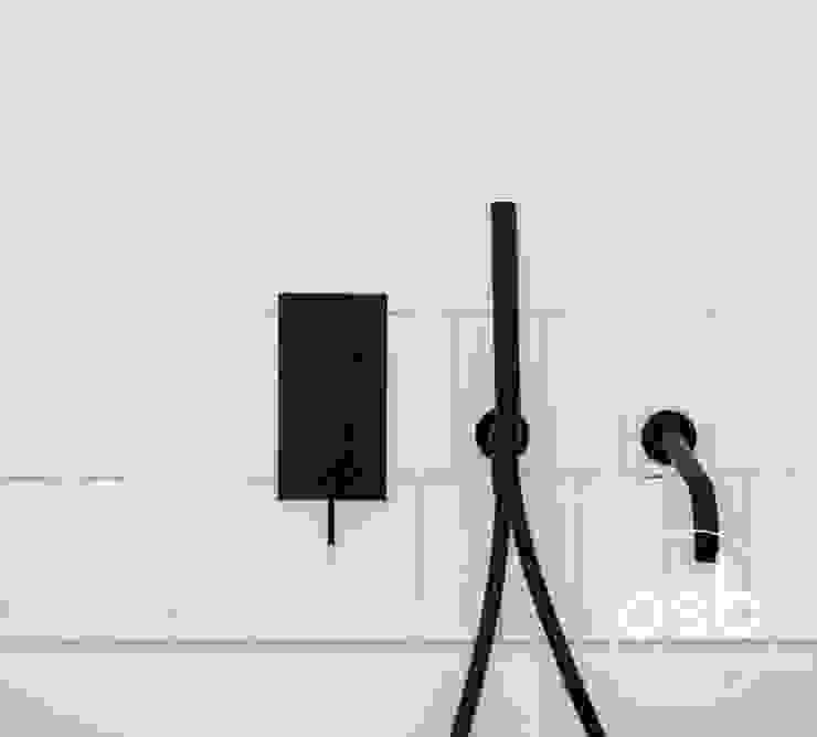 сучасний  by osb arquitectos, Сучасний