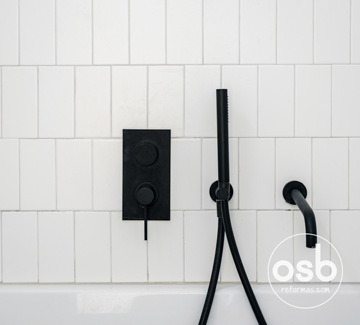 modern  by osb arquitectos, Modern