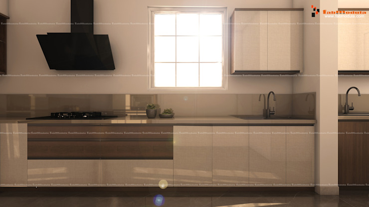 Kitchen by Fabmodula, Modern