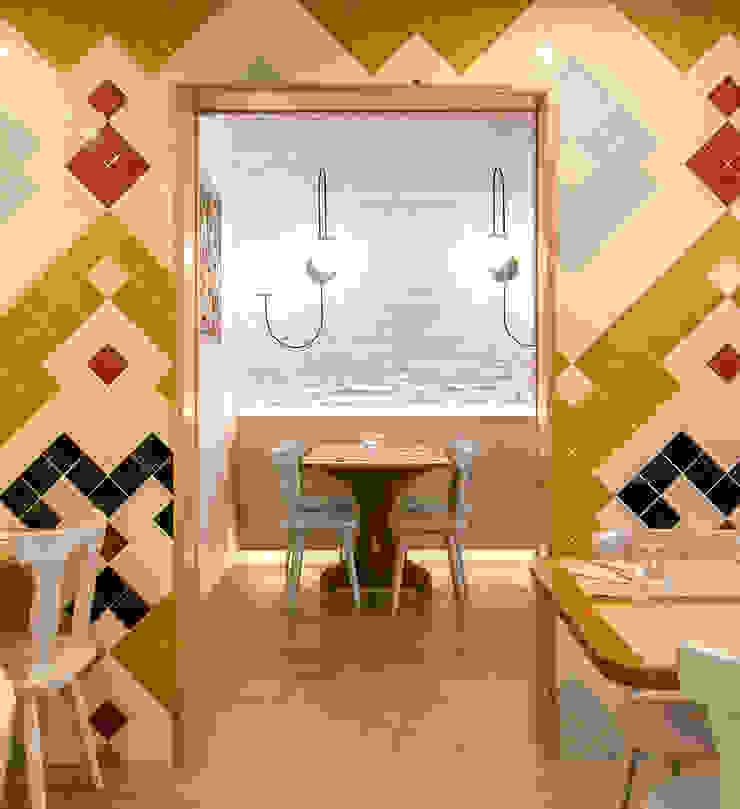 Piedra Papel Tijera Interiorismo 餐廳
