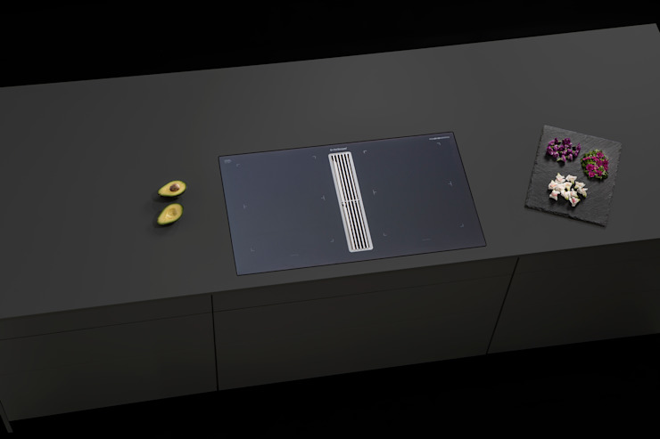 AirStream® Interia Plus - der leistungsstarke ERGE GmbH KücheElektronik