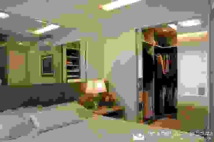 Tania Bertolucci de Souza | Arquitetos Associados Moderne Schlafzimmer