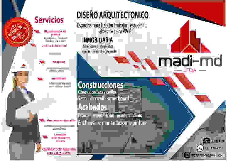 NUESTROS SERVICIOS de MADI MD LTDA