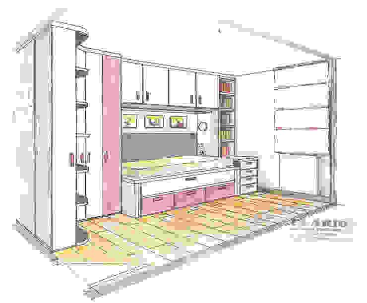 modern  by Clarion - acotrazio d'interiors S.L.U, Modern