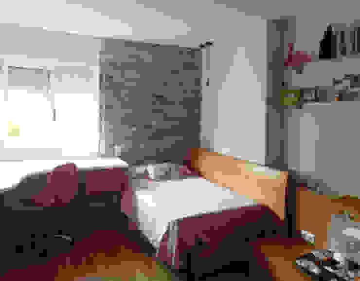 Reforma de habitación juvenil de Clarion - acotrazio d'interiors S.L.U Moderno
