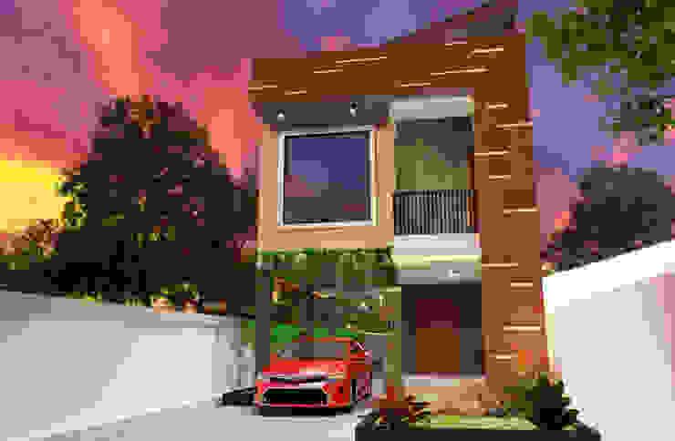 Pembangunan Rumah Sdr. Rakhmat - Brebes Oleh ARSI STUDIO