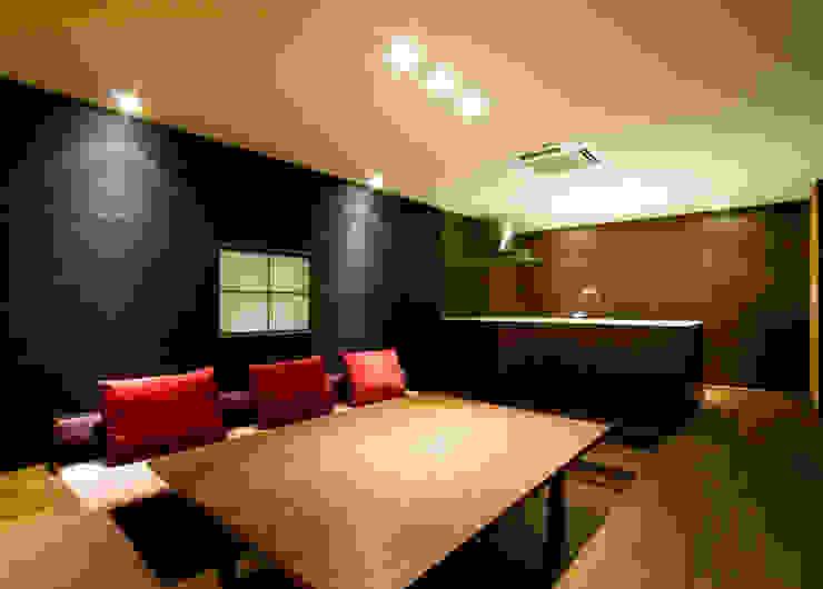 宝角建築アトリエ Living room