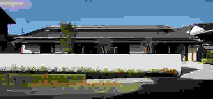 宝角建築アトリエ Asian style house