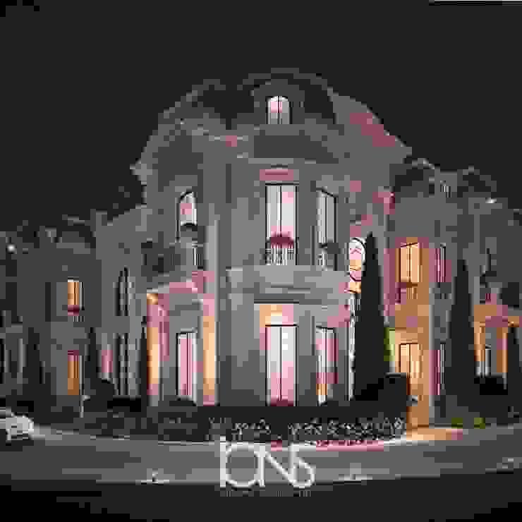 Grand ِArchitecture for Palace and Villa Design von IONS DESIGN Klassisch Stein