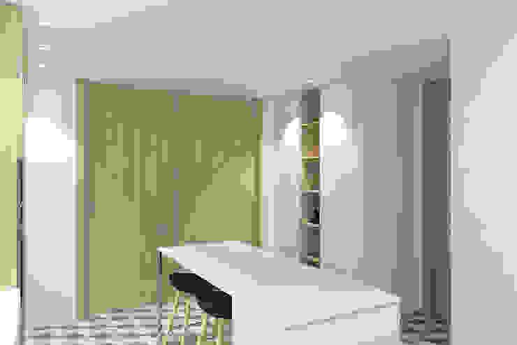 A cozinha 411 - Design e Arquitectura de Interiores Cozinhas modernas
