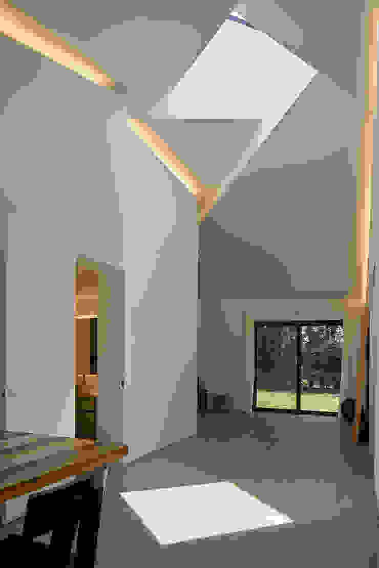 Triple Triangle House by Studio 李心田心 스튜디오 이심전심 건축사 사무소