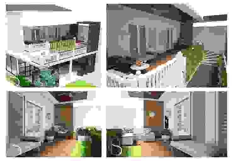 DSL Studio Balcony Wood Brown