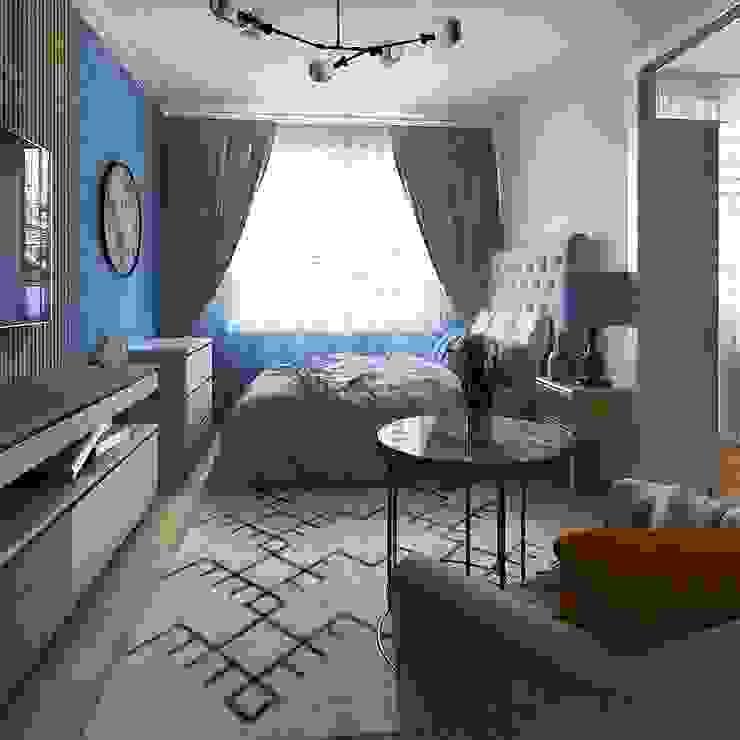 臥室 by Musin Ruslan, 古典風