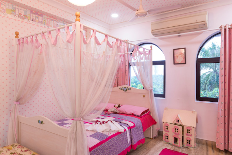 GIRLS BEDROOM by VCJ DESIGNS Classic