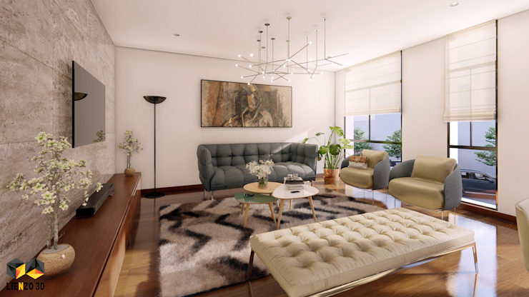Espacio interior: Sala de Lienzo 3D