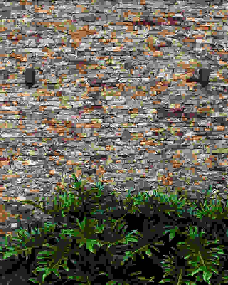 CASA C4 de BASSICO ARQUITECTOS Moderno Piedra