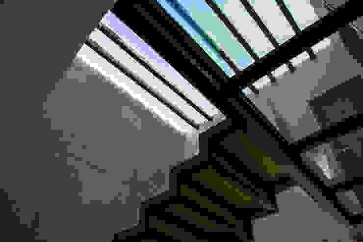 Vista Escalera 21arquitectos Escaleras