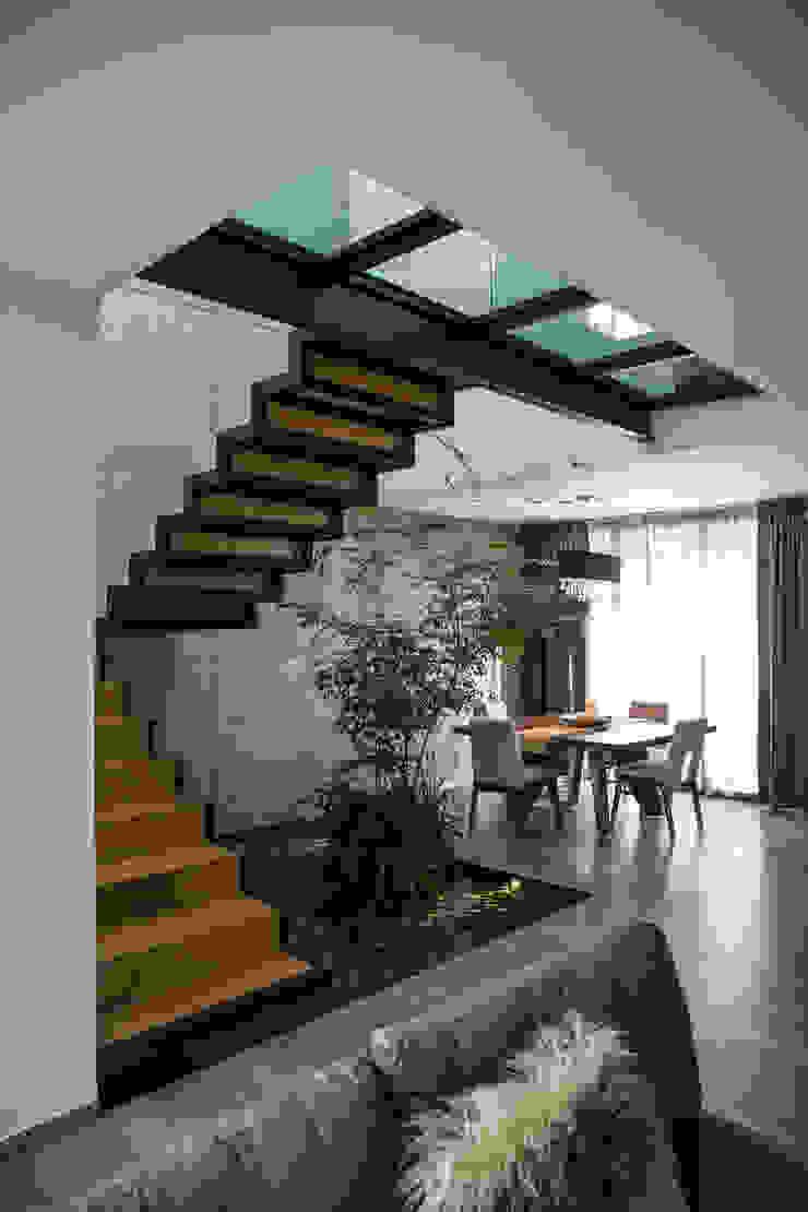 Vista Espejo de Agua 21arquitectos Escaleras