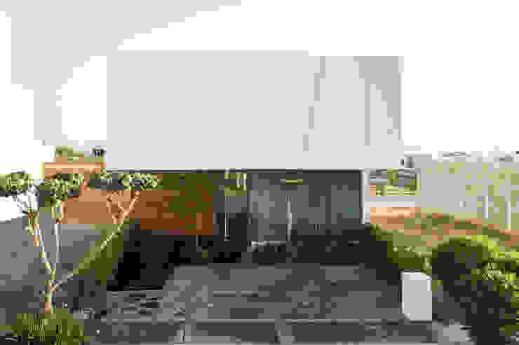 Vista Principal 21arquitectos Casas de estilo minimalista
