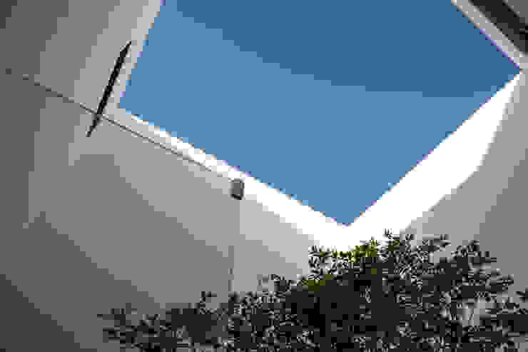 21arquitectos Jardines de estilo minimalista
