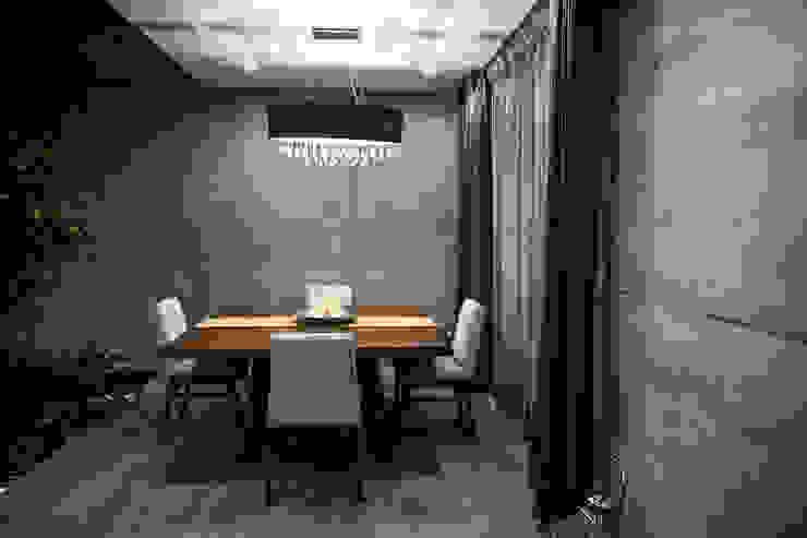 21arquitectos Comedores de estilo minimalista