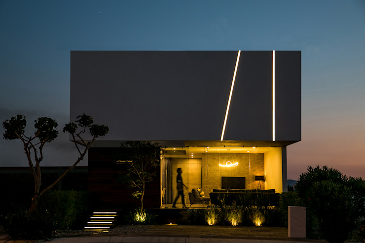 21arquitectos 미니멀리스트 주택
