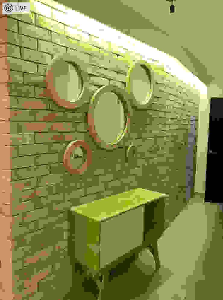 PROYECTO VISTA BOSQUES Pasillos, vestíbulos y escaleras modernos de Decórame diseño más interiorismo Moderno
