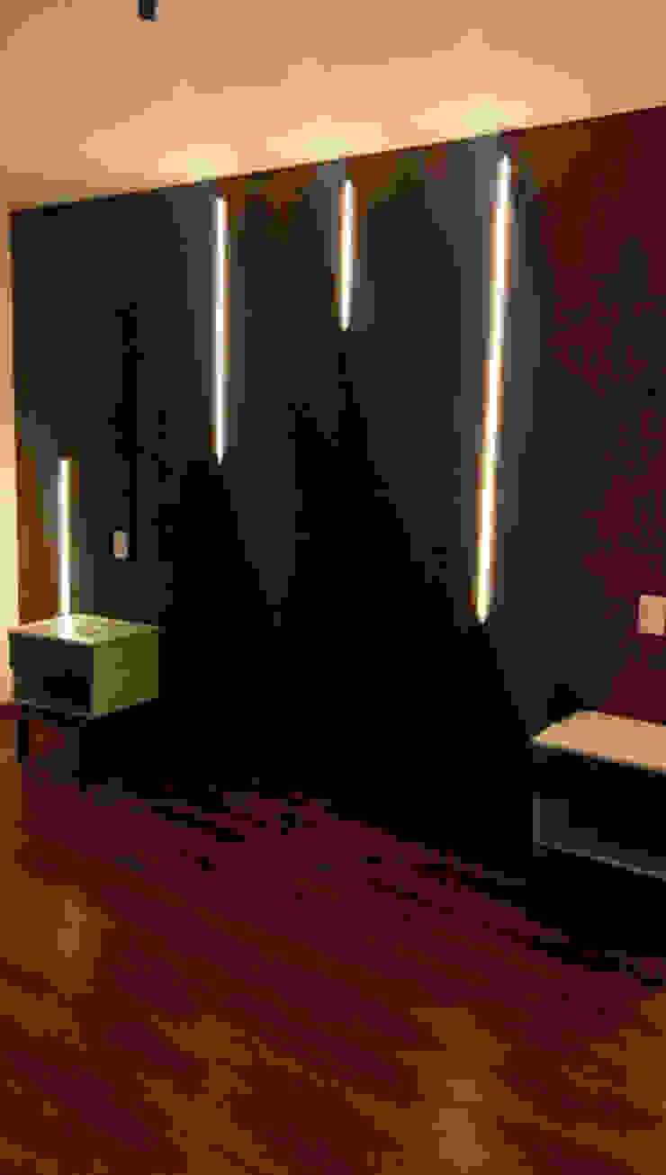 PROYECTO VISTA BOSQUES Dormitorios modernos de Decórame diseño más interiorismo Moderno