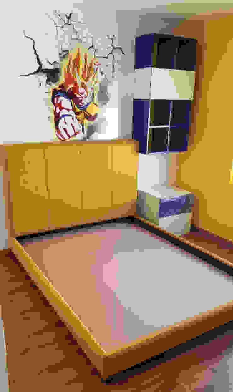 PROYECTO VISTA BOSQUES de Decórame diseño más interiorismo Moderno